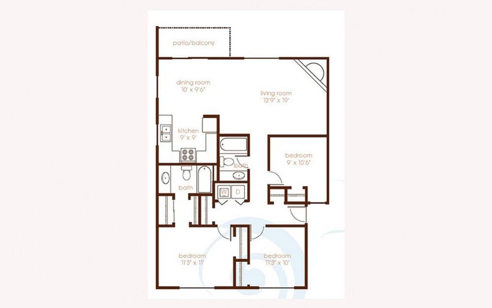 vancouver 3 bedroom
